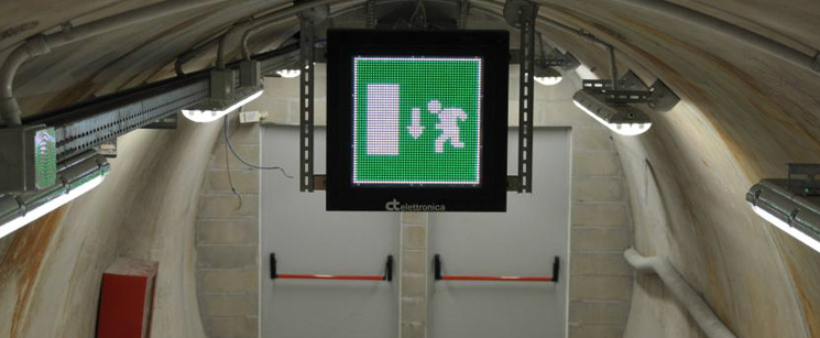 Variable Message Signs - Bypass Display